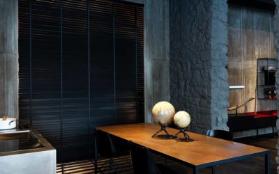 How to decorate your home using Venetian blinds
