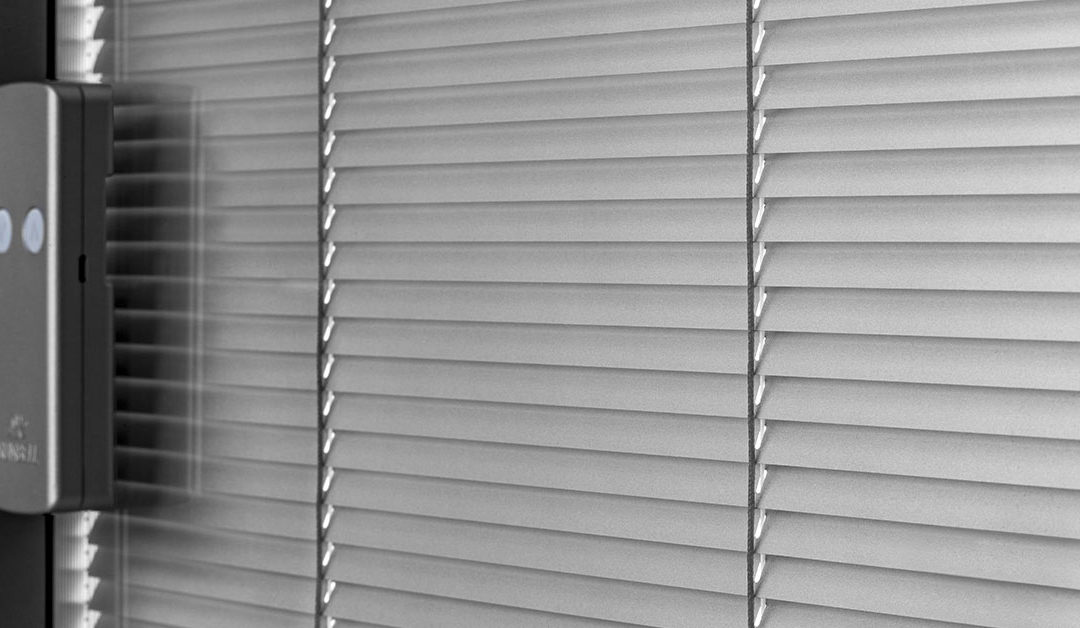 New-generation double-glazing blinds: an inside look